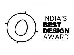 Indias Best Design award logo for the project agnisumukh Cooking range